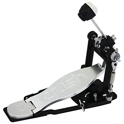 Amazon.com: Crush Drums M1 Series Single Bass Drum Pedal: Musical Instruments