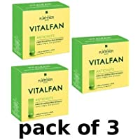 Vitalfan Reactional Hair Supplements 3x 30 Capsules.exp4/15 3 Months
