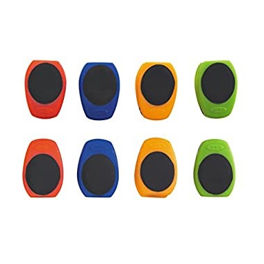 Oxo Good Grips Magnetic Mini Clips 8-Pack, Assorted Colors