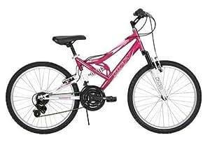 "Huffy Trail Runner 24"" Girls' Bike, Pink"