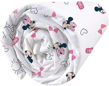 Minnie Drap Housse 90X190 Cm 100/% Coton Downtown