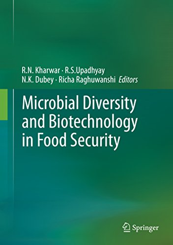 Download Microbial Diversity and Biotechnology in Food Security Pdf