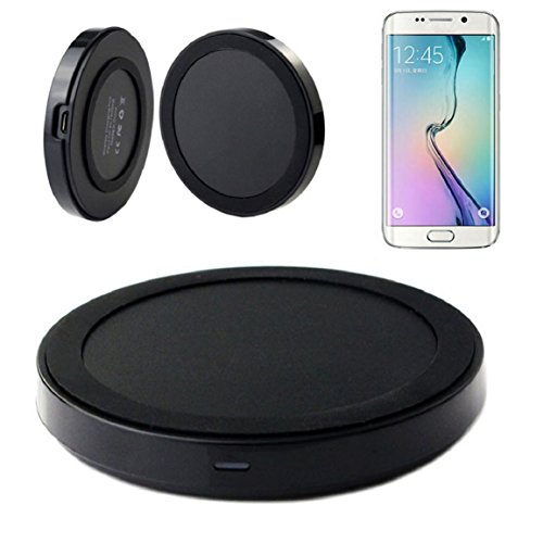 Changeshopping(TM)Qi Wireless Power Charger Charging Pad for Samsung Galaxy S6 Edge LTE