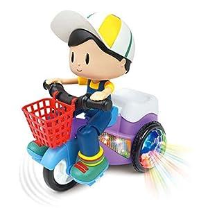 Prime Deals Stunt Tricycle Bump...