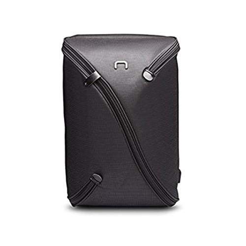 Camera,Grey NIID UNO I Business waterproof Backpack Fit Up to 15.6 inch