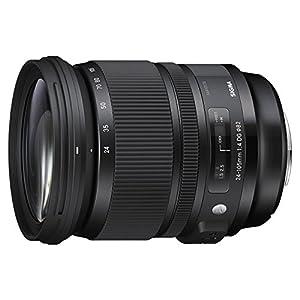 RetinaPix Sigma 24-105mm F4.0 DG OS HSM Zoom Lens for Nikon DSLR Cameras