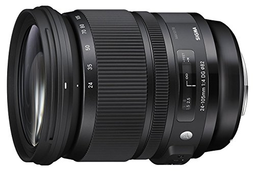 Sigma 24-105mm F4.0 Art DG OS HSM Lens for Nikon by Sigma