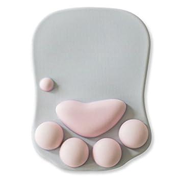 Amazon.com: habee – Patas de Gato alfombrilla de mouse con ...