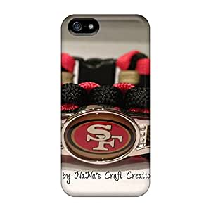Premium Iphone 5/5s Case - Protective Skin - High Quality For San Francisco 49ers