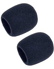 Sunmns - Filtro de espuma para micrófono de condensador Blue Yeti, color azul, 2 unidades