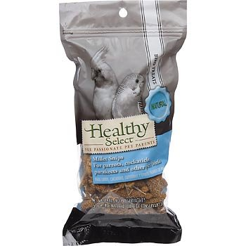 Healthy Select Millet Snips, My Pet Supplies