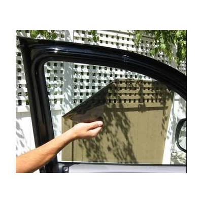 KwikShade Car Baby Window Sun Shade Visor Shades (2 Pack): Automotive