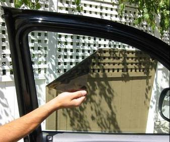 KwikShade High Quality Car Window Sunshade For Car Seat Windshield Baby Sun Visor 2 Pack