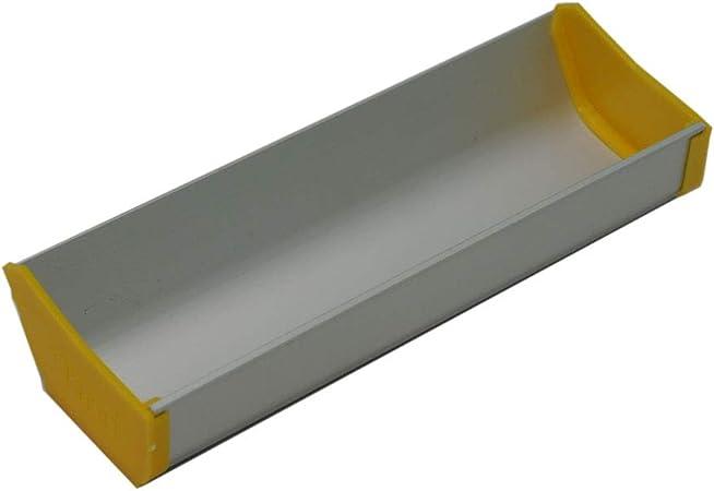 Emulsion Scoop Coater Screen Printing Silk Screen Scoop Coater Dual Edge Aluminum 8 Scoop Coater