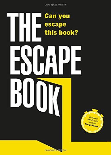 The Escape Book: Can you escape this book?