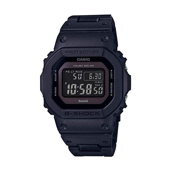 Casio Reloj Digital para Hombre de Cuarzo con Correa en Resina GW-B5600BC-1BER 2