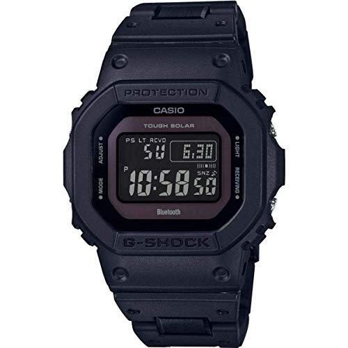 Casio Reloj Digital para Hombre de Cuarzo con Correa en Resina GW-B5600BC-1BER 1