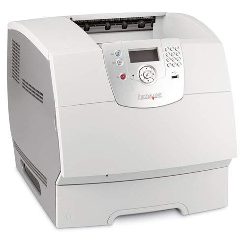 Lexmark T642N Network-Ready Laser Printer (Certified Refurbished) (3 Postscript Emulation Printer)