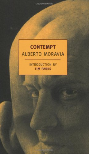 Book cover for Contempt