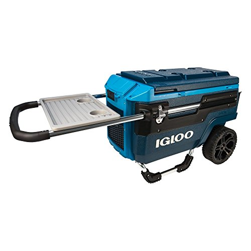 Igloo Trailmate Journey - Teal/Blue Chrome, Blue, - Igloo Blue