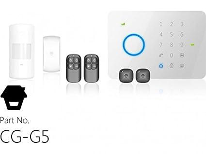 Kit Alarma domestica G5: Amazon.es: Bricolaje y herramientas