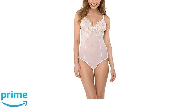 6e061f5fd2066c Gilligan   O Malley Women s Lace Teddy Lingerie