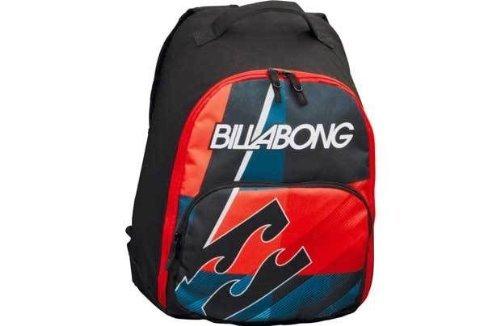 Billabong Billabong Black amp; Red Black Backpack amp; rgRvg
