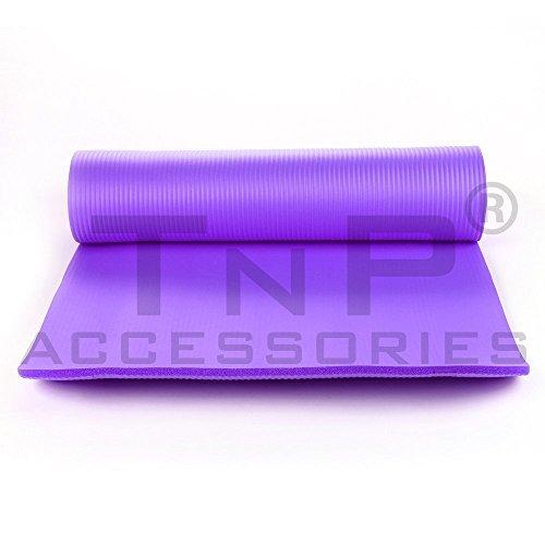 TNP Accessories® Yoga y Pilates (acolchada grueso 190cm x ...