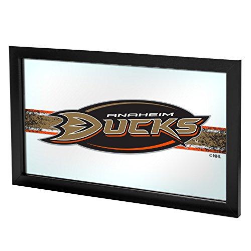 Trademark Gameroom NHL Anaheim Ducks Framed Logo Mirror