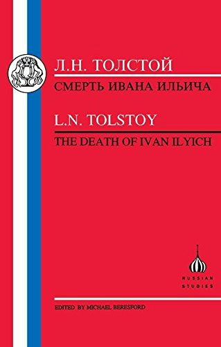Tolstoy: Death of Ivan Ilyich (Russian Texts)