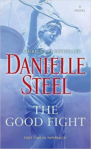 Amazon Fr The Good Fight A Novel Danielle Steel Livres