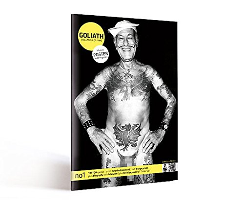 Download Tattoo Special: Goliath Wallpaper of Fame - Issue 01 pdf epub