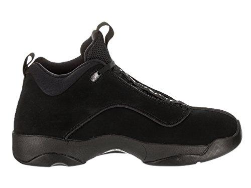 Jordan Nike Männer Jumpman Pro Quick Basketballschuh Schwarz / Schwarz Schwarz