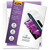 Fellowes 52225 Laminating Pouches 3mm 11-1/2 x 9 50 Pack