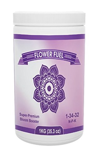 Flower Fuel 1-34-32, 1000g - The Best Flower Additive For Bigger, Heavier Harvests (1000g)