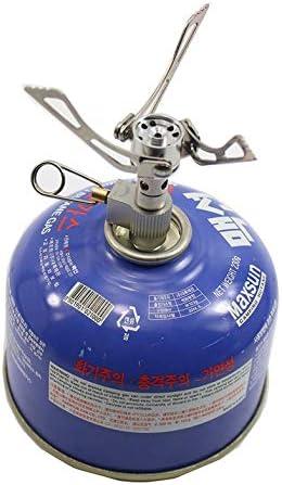 Cloverclover - Estufa de gas silvestre y portátil ultraligero ...