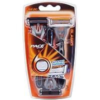 3-Pack Disposables Razors