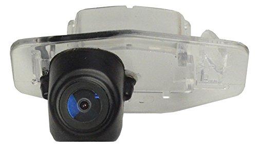 ファクトリーダイレクト バックカメラ RC-HOB05 HONDAホンダ車種別設計CCDバックカメラキット Civic シビック(4D FD系 2005-2011) ナンバー灯交換タイプ(バックカメラ リアカメラ カーアクセサリー パーツ) B077R51VRJ