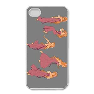 iphone4 4s Phone Case White Enchanted Giselle CLL3659730