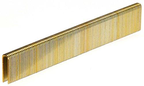 PREBENA 1/4-Inch Crown x 3/4-Inch Length x 18 Gauge Senco L Style Galvanized Construction Staples (5000-Pack)