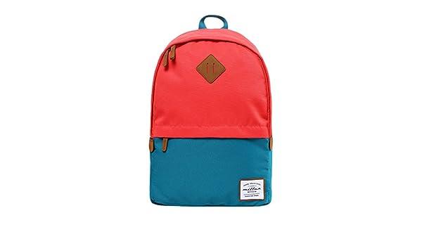 Miller Division Cosmopolitan Mochila Tipo Casual, 20 litros, Color Rojo: Amazon.es: Zapatos y complementos