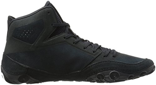 Asics Mens Dan Gable Evo Wrestling Shoe Nero / Bianco / Carbonio