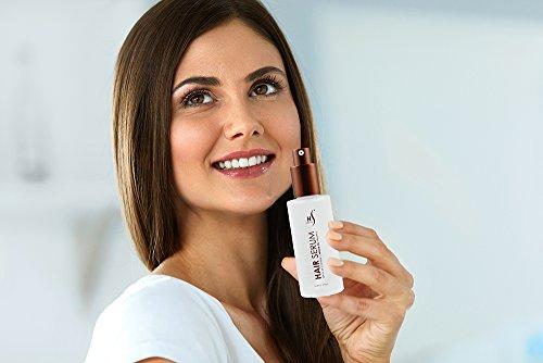 Herstyler Hair Serum With Argan Oil And Aloe Vera 2 Fl Oz 60 Ml