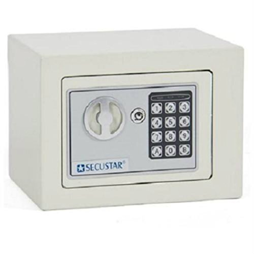 Electronic Home Safe Gun Cash Key Wall Security Money Digital Jewelry Keypad Portable House Bedroom Closet Combination Lock Storage Documents