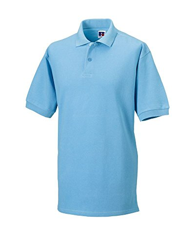 Polo Sky Uomo Blue Cotton 100 It Style Up ETCwInFxq