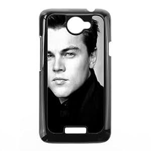 HTC One X Cell Phone Case Black hb26 leonardo dicaprio face dark Vkday