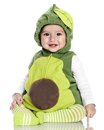 Carter's Baby Boys' Costumes (6-9 Months, Avocado)]()