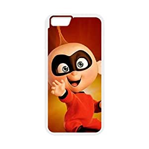 Incredibles iPhone 6 4.7 Inch Cell Phone Case White crh