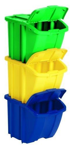 Suncast Recycle Bin Kit