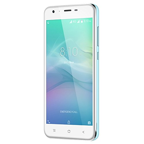 Generic Blackview A7 Pro, 2GB+16GB, Dual Back Cameras, Fingerprint Identification, 5.0 inch Android 7.0 MTK6737 Quad Core up to 1.3GHz, Network: 4G, Dual SIM (Blue)